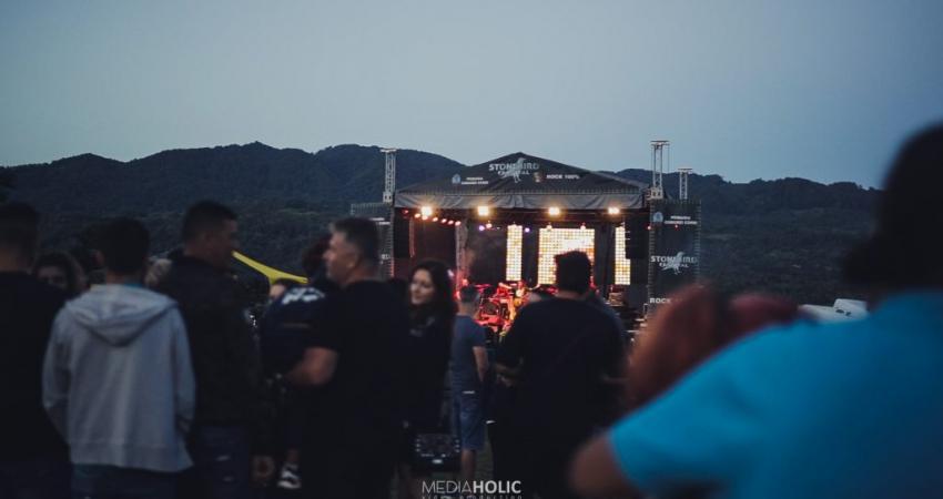 Stonebird, festival rock