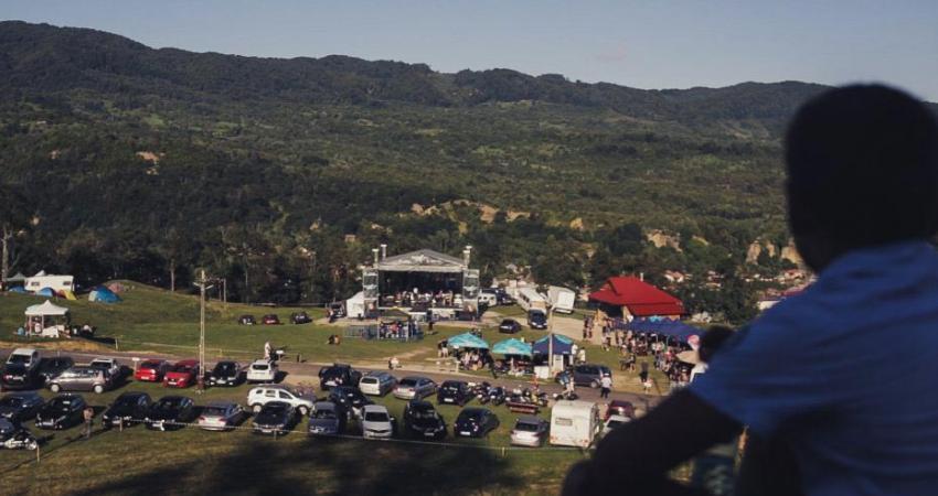 Locatia festivalului